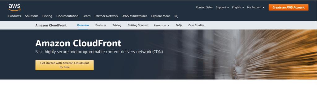 Amazon Cloudfront CDN for WordPress