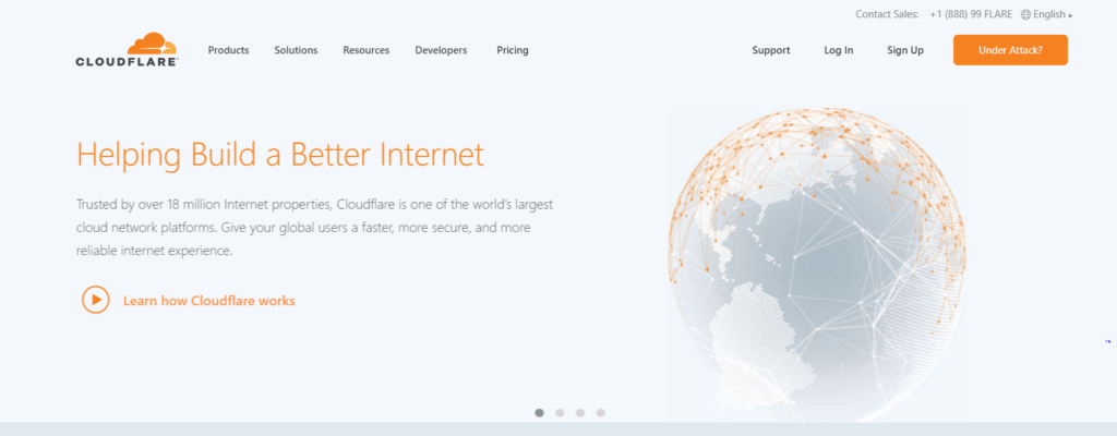 Cloudflare is the best free CDN 2019