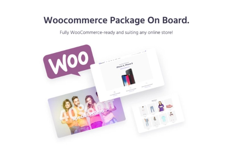 Monstroid2 WooCommerce