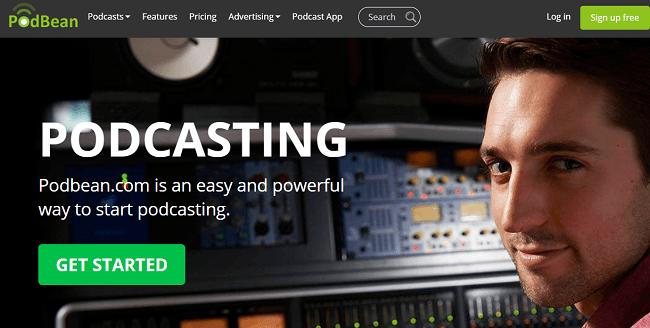 Podbean, podcast hosting