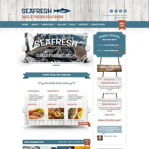 Retro WordPress theme -delimondo
