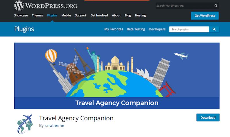 Travel Agency Companion