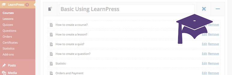 LearnPress – WordPress LMS Plugin