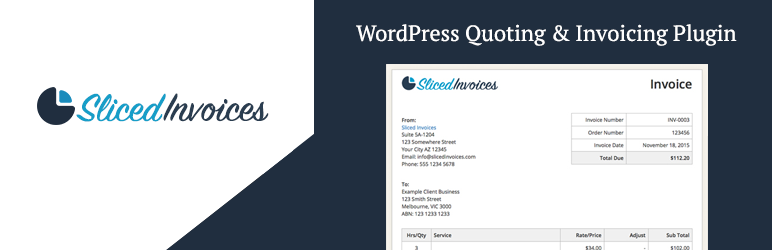 Sliced Invoices – WordPress Invoice Plugin