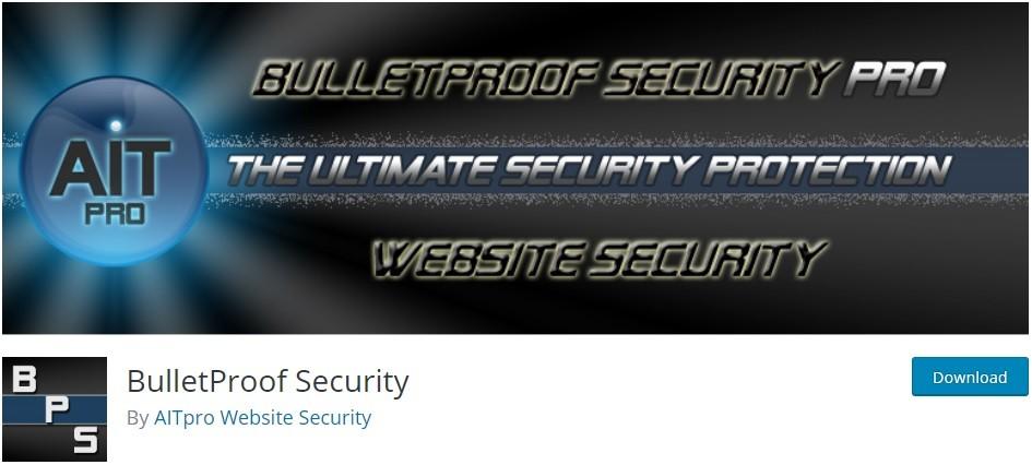 bulletproof security wordpress anti spam pluign