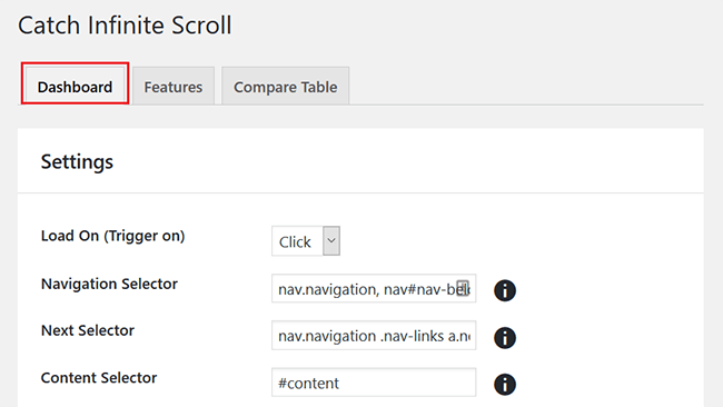 plugin wordpress scroll infinito