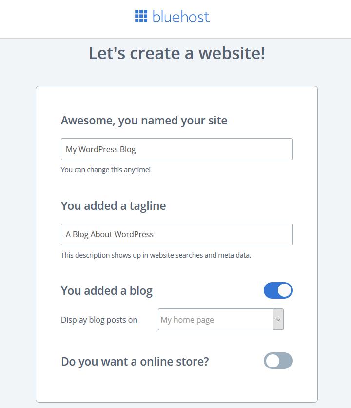 create a website.1