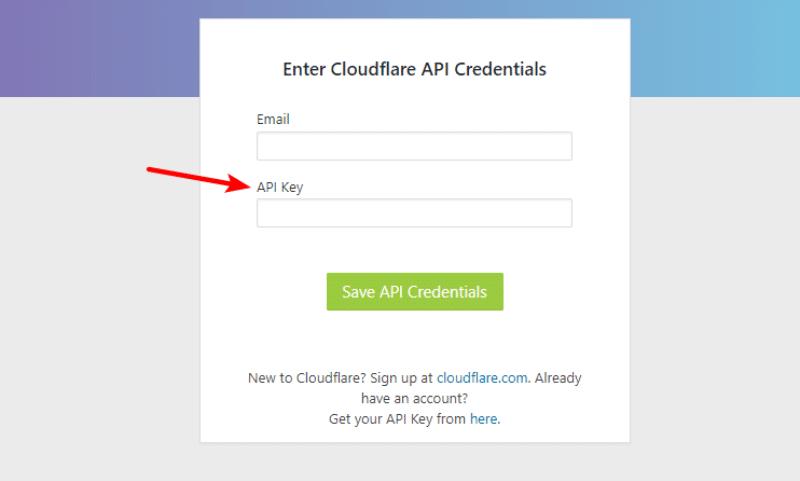cloudflare api