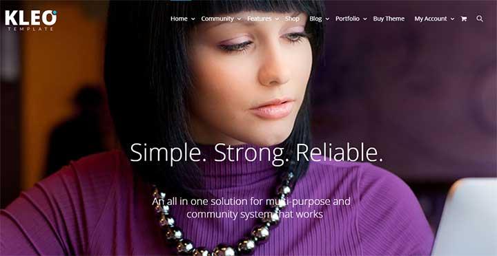 Kleo WordPress Dating Themes